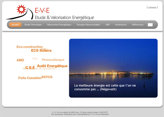 Casas Natura Travaille Avec Le Bureau D'etude E-V-E Pour La R.T.2012