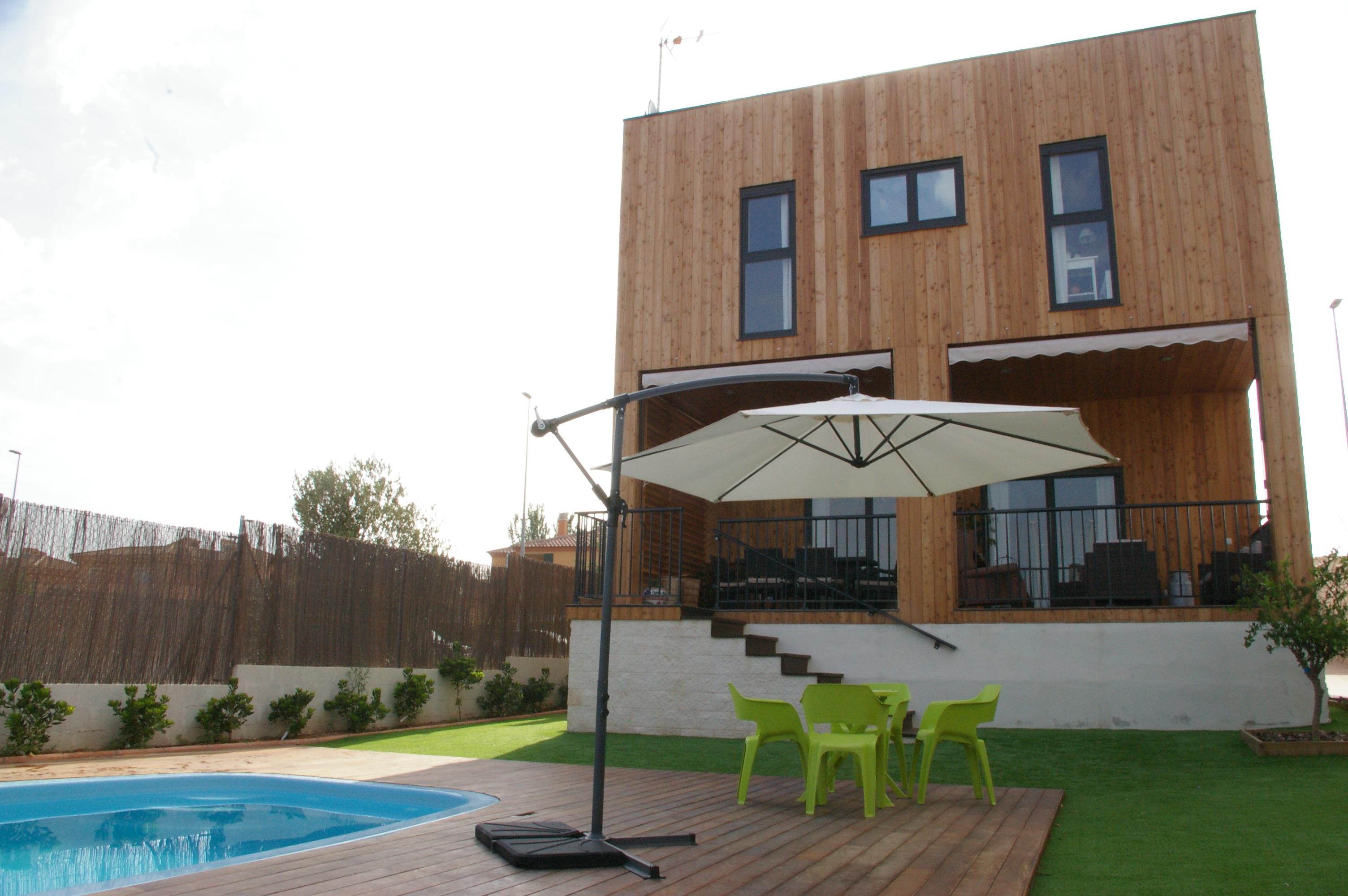 Maison En Bois Casas Natura France (Constructeur)