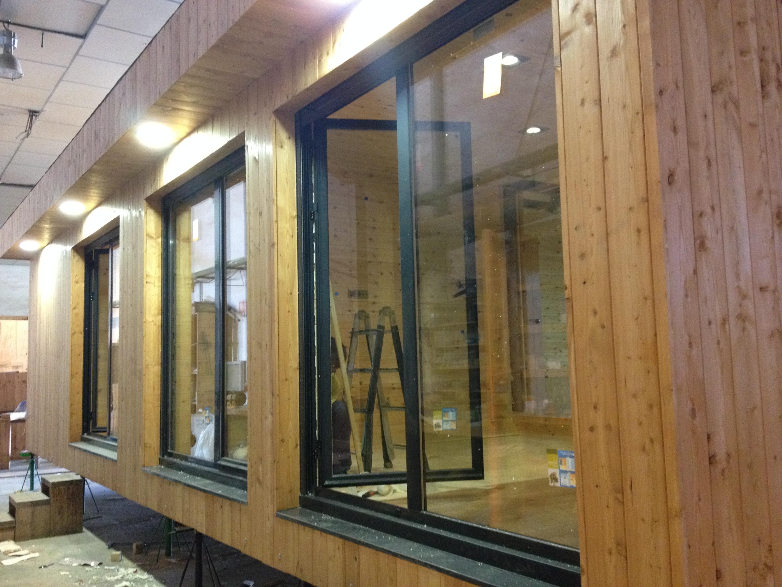 Construction Maison Modulaire En Bois Rosso