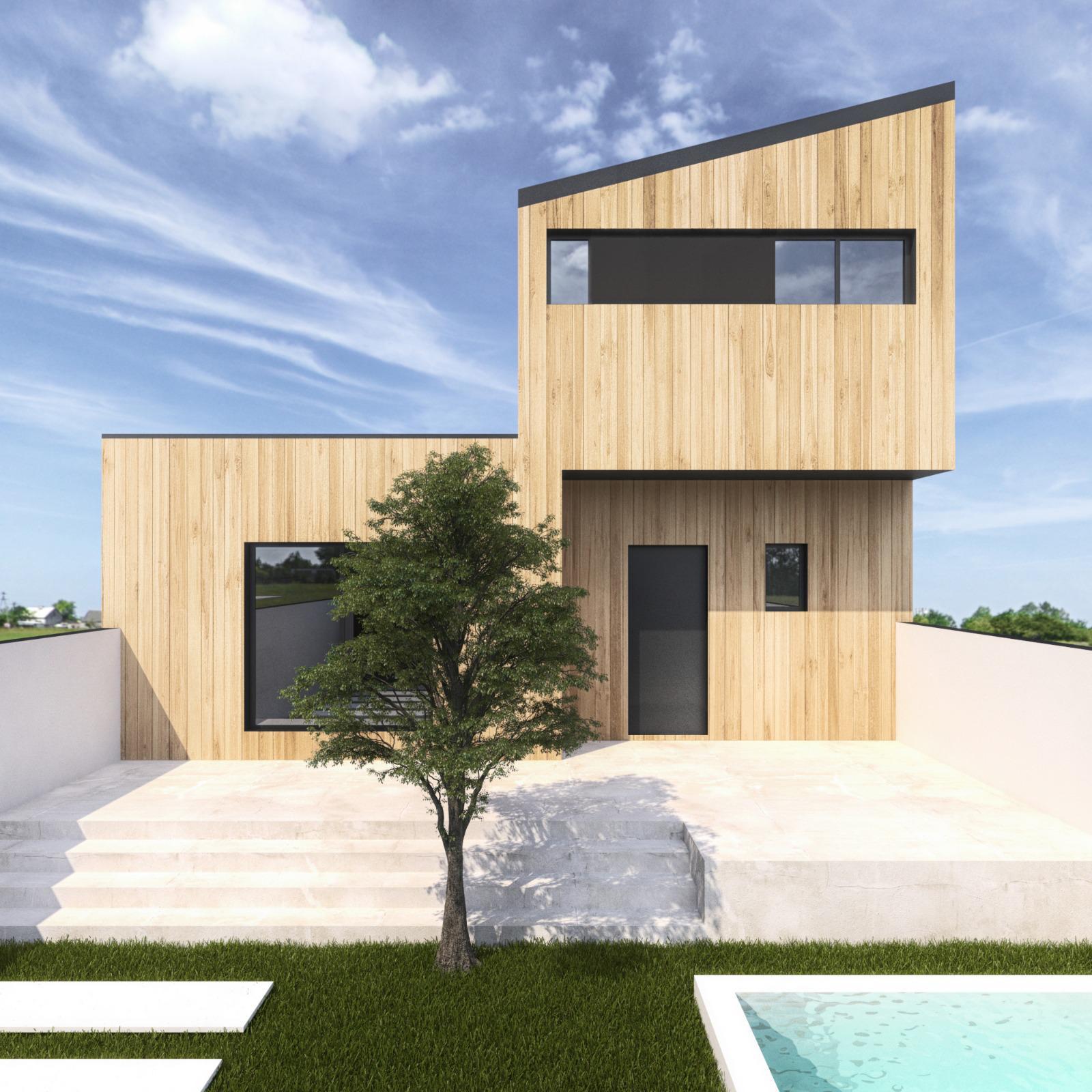 Entre Nouveaux Designs Natura Et Projets D'architecte