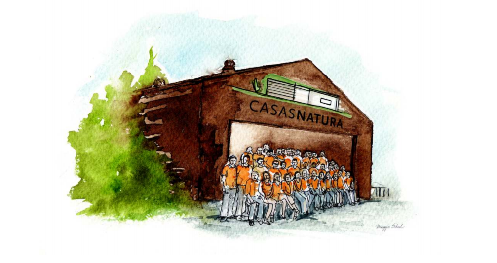 Casas Natura, Une Entreprise Familiale