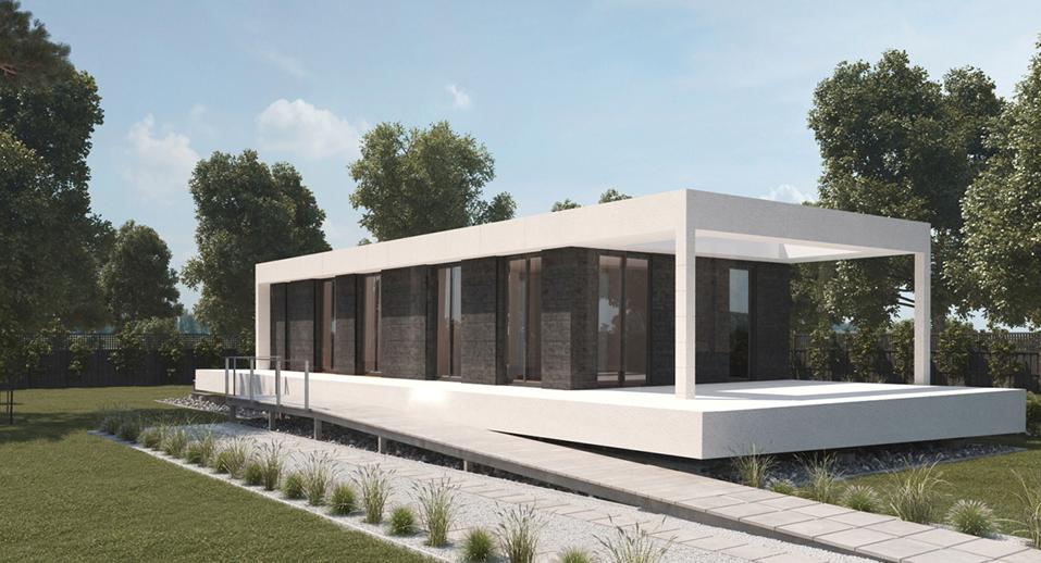 Casas Natura, Spécialiste De La Maison Modulaire